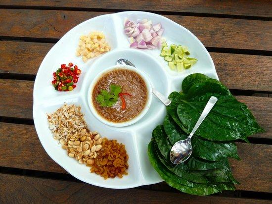 Tropical Spice Garden: Miang Kham