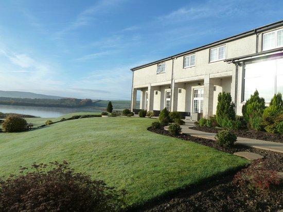 Lochside House Hotel & Spa: view of Loch