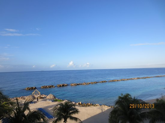 Sunscape Curacao Resort Spa & Casino: View from room