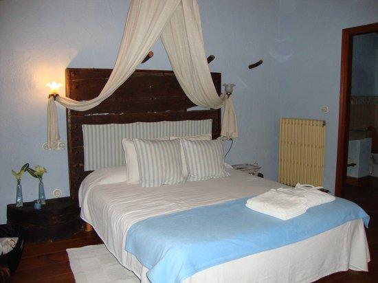 Boutique Hotel & Spa Les Vinyes: Habitacion El Cel