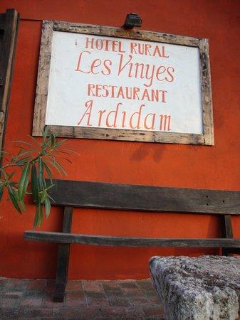 Boutique Hotel & Spa Les Vinyes: Casa