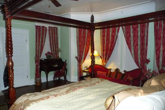 Coombs House Inn: Suite