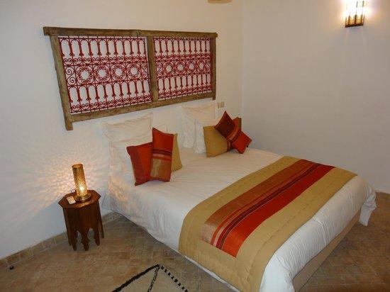 Riad Badi: La chambre