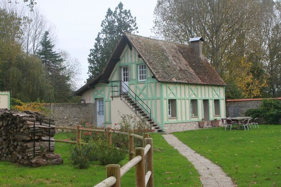 La Ferme des Isles : Cottage