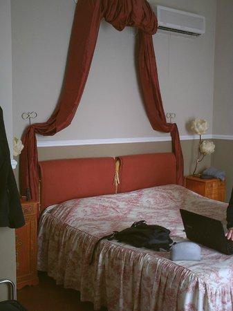 Ape Rosa Relais : chambre