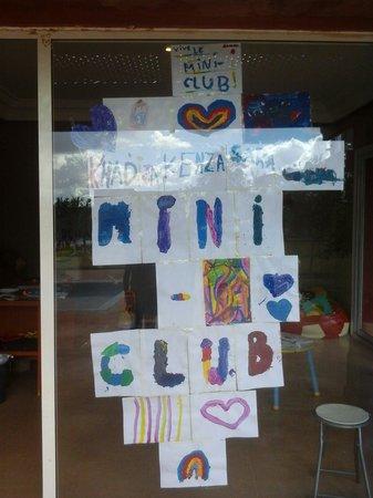 Hotel Eden Andalou Aquapark et Spa : Kids club ou les enfants sont rois