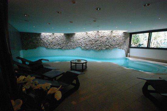 Alla Posta dei Donini : Indoor pool - small but fun