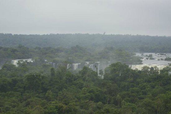 Sheraton Iguazú Resort & Spa : From top Sheraton