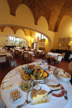 Lo Spedalicchio: Restaurant