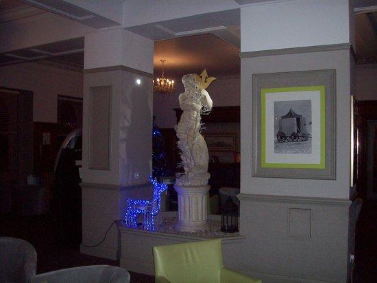 Bay Torbay Hotel: Christmas lights