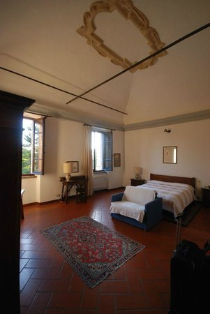Lo Spedalicchio: Bedroom