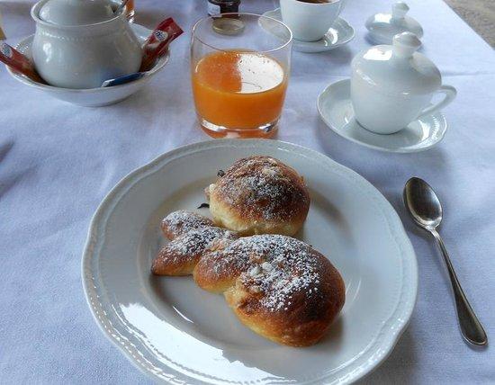 Relais San Pietro in Polvano: La colazione