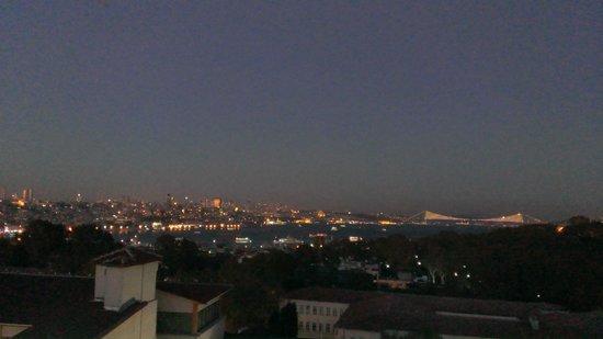Agora Life Hotel : Room 302's view