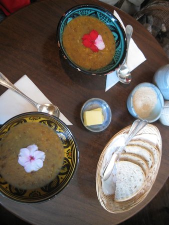 The Small & Cosy Teahouse: Afghan lentil soup with cumin