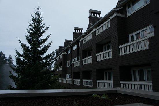 Snoqualmie, Etat de Washington : Snoqalmie Hotel