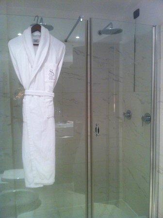 TownHouse 70: doccia doppia