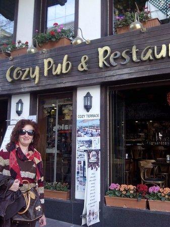 Cozy Restaurant Cafe & Pub: Cozy