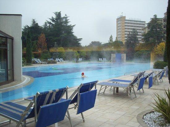Hotel Sollievo Terme: vapori acqua termale