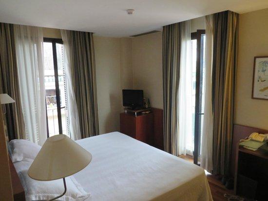 NH Barcelona Centro : Room 519