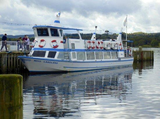 BusyBus Sightseeing Tours: Miss Lakeland at Waterhead