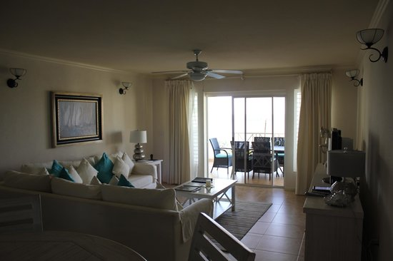Beach View: lounge area