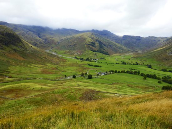 BusyBus Sightseeing Tours: Langdale Valley