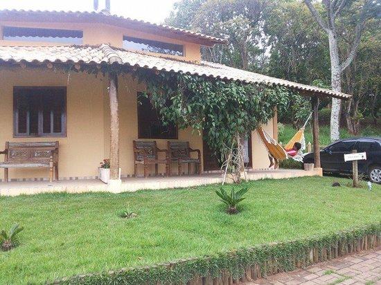 Vila Chico Hotel Fazenda: Lindo.