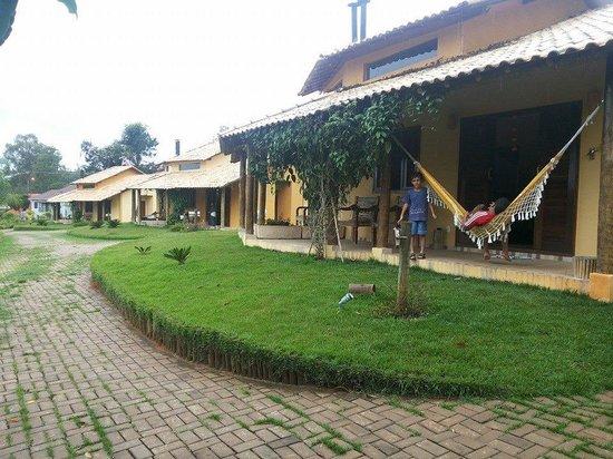 Vila Chico Hotel Fazenda: Acochegante.