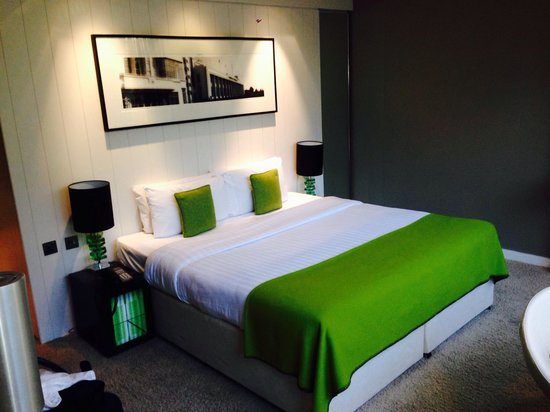 Clayton Hotel Chiswick : Room 312