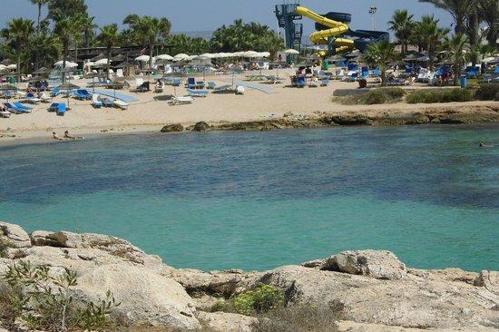 Nissi Beach Resort: The beach