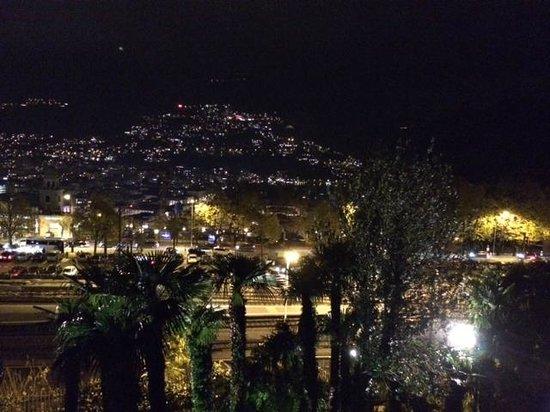 Hotel Montarina & Backpackers Hostel: Aussicht Zimmer 31