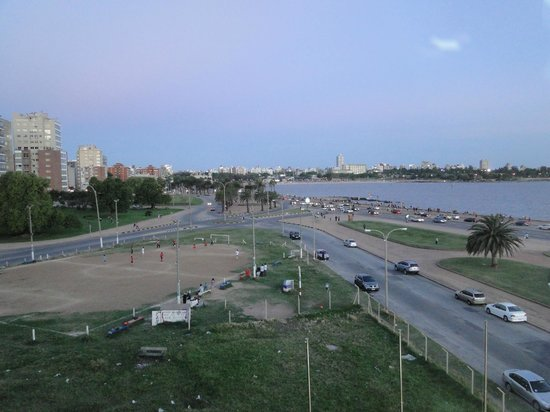 Ibis Montevideo: Vista belíssima!