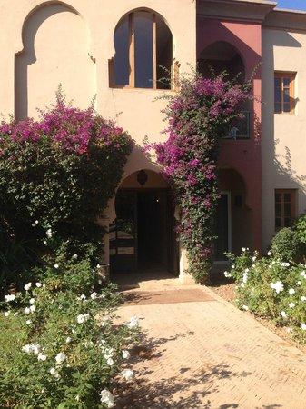 Club Palmeraie Marrakesh: Espace chambre