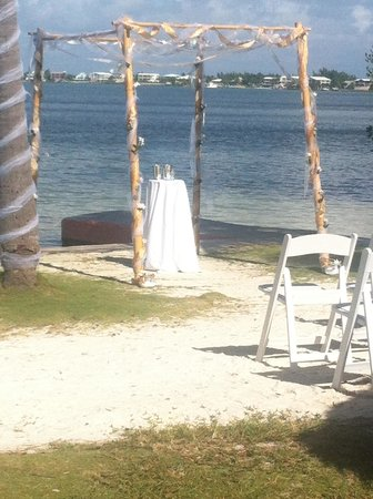 Rock Reef Resort: The Wedding Altar
