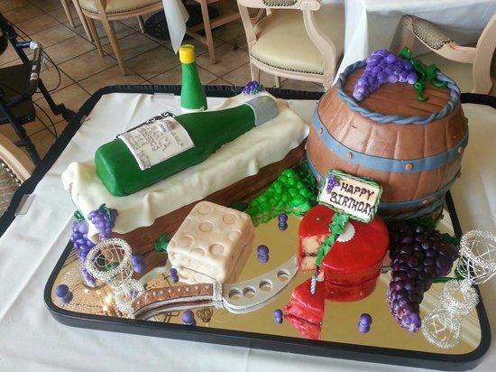 Capriccio : More cake