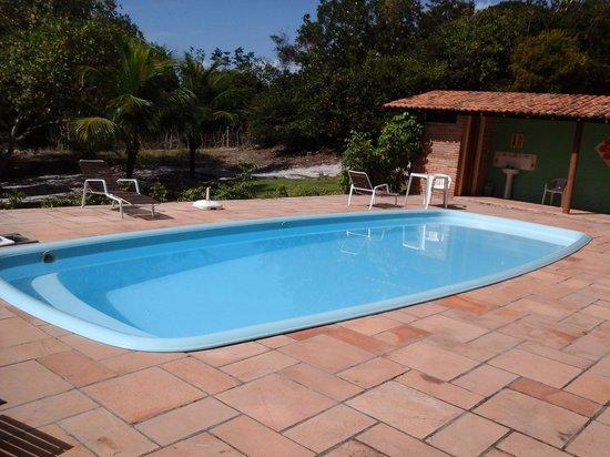 Pousada Refugio do Corsario : piscina