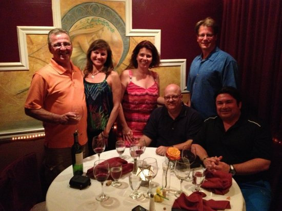 Marco Polo Restaurant LLC: Great evening!