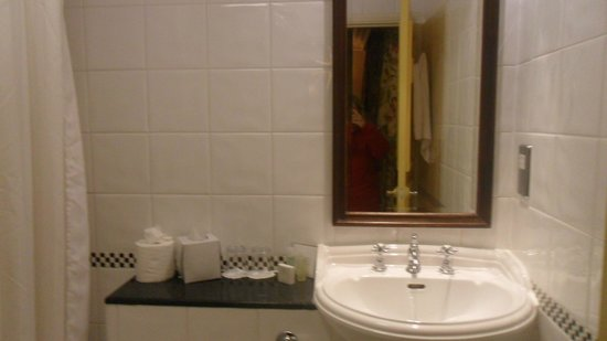 George Hotel of Colchester: Bagno