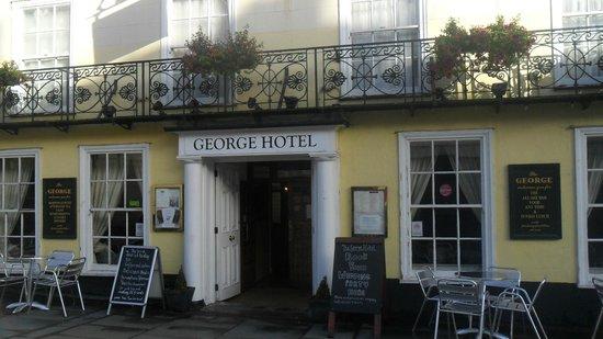 George Hotel of Colchester: Esterno hotel