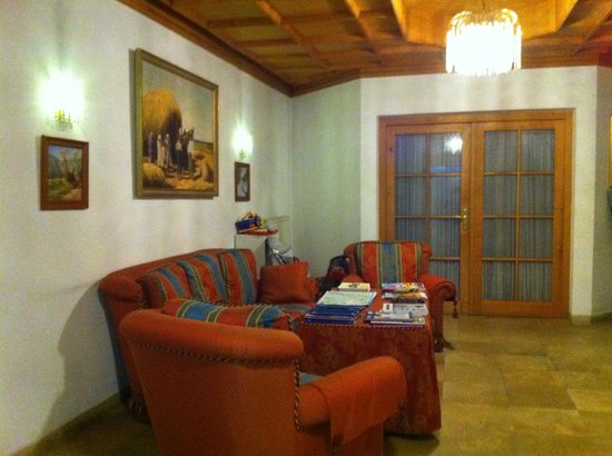 BEST WESTERN PLUS Hotel Erb: Saletta