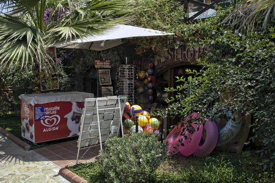 Perdikia Hill : The shop