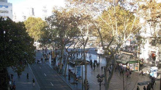 Hotel Lloret Ramblas : que vista