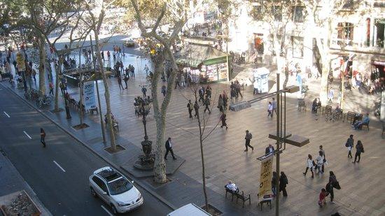Hotel Lloret Ramblas : otra vista