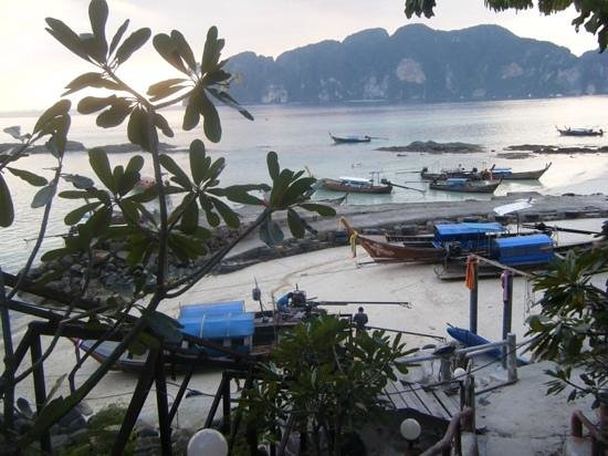 Phi Phi Hill Resort: vistas