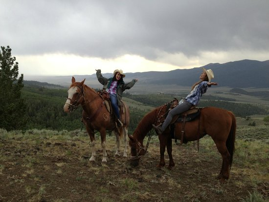 Granite Mountain Outfitters: Top of the world at GMO