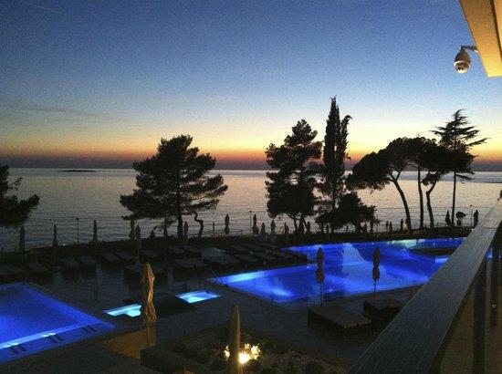 Hotel Laguna Parentium: Sunsets spectacular ! thank you God !