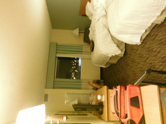 Boston Marriott Copley Place: habitacion king