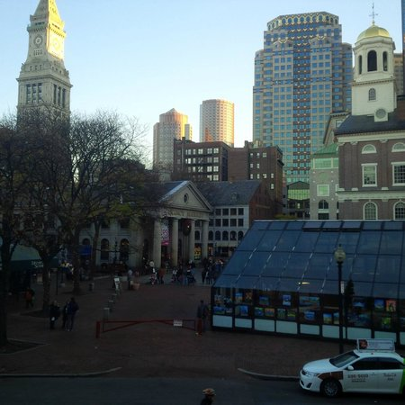 Bostonian Boston : View from Room 236