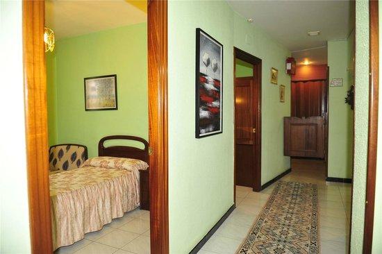 Hostal Ariz: Habitación individual
