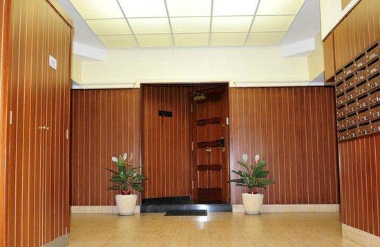 Hostal Ariz: Entrada